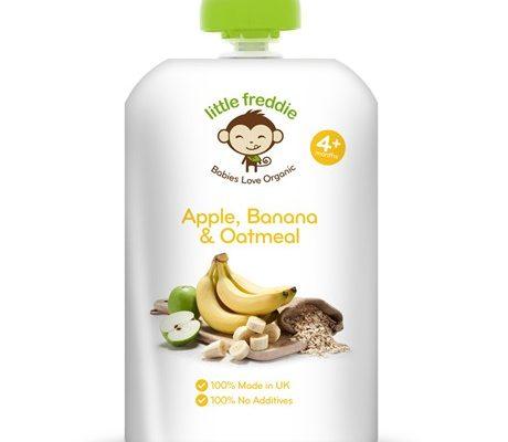 Little Freddie Apple, Banana & Oatmeal product