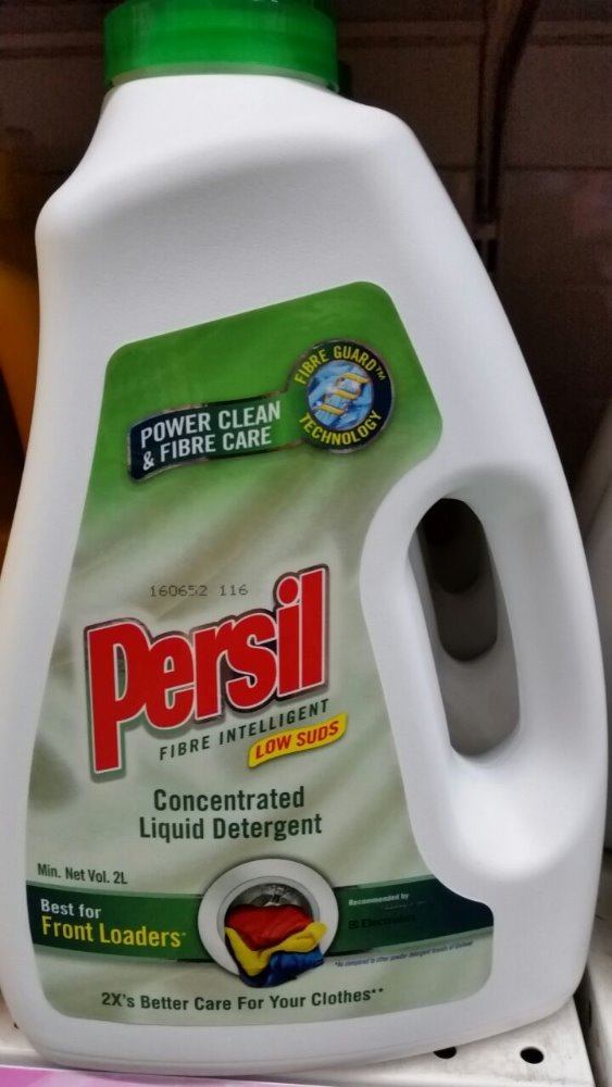 Persil concentrated liquid detergent reviews for Best detergent for dress shirts