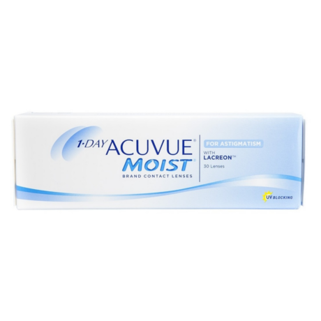 1 DAY ACUVUE® MOIST for ASTIGMATISM
