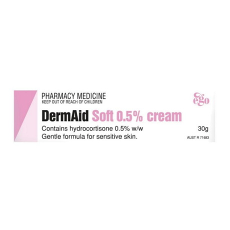 DermAid Soft 0.5% Cream