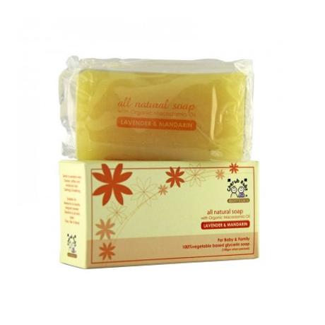 Cherub Rubs Lavender & Mandarin Soap