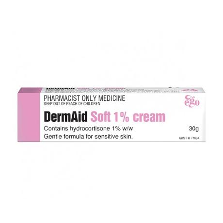 DermAid Soft 1% Cream