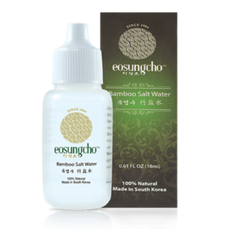 Eosungcho Bamboo Salt Water Eyes Irritation Solution