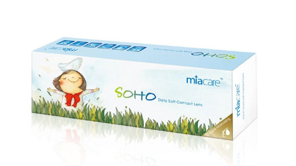 Miacare SOHO Daily Soft Contact Lens
