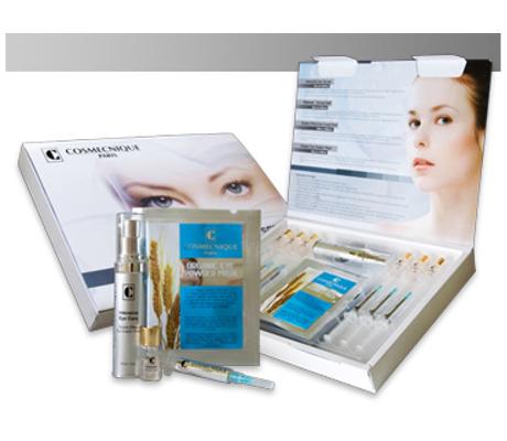 Cosmecnique Supreme Eye Contour RepairTreatment Set