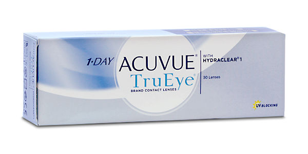 1 Day ACUVUE TruEye Contact Lens