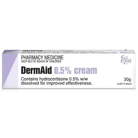 DermAid 0.5% Cream