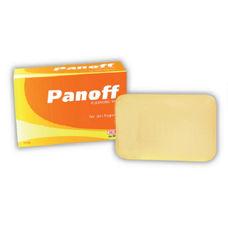 Panoff Cleansing Sulfur Soap Bar