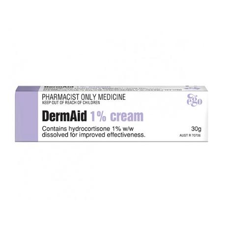 DermAid 1% Cream