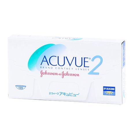 ACUVUE® 2 2-Week Contact Lenses