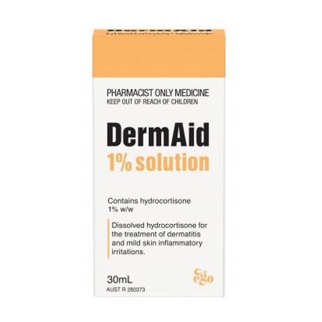 DermAid 1% Solution