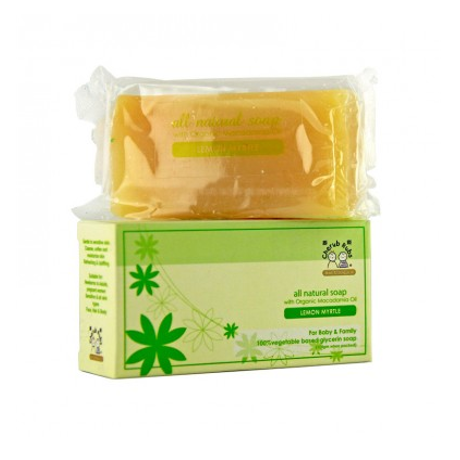 Cherub Rubs Lemon Myrtle Soap