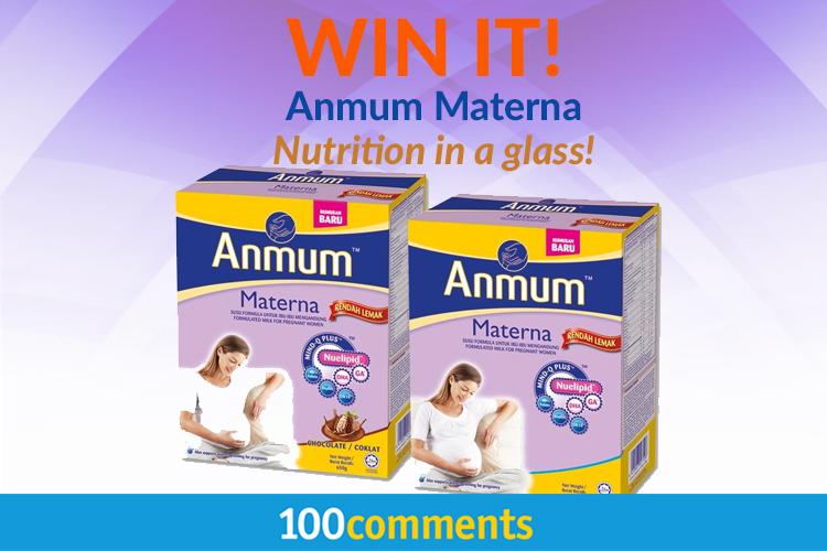 Anmum Materna Contest