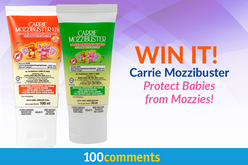 Carrie Mozzibuster Contest