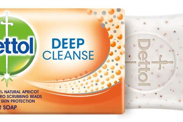 Dettol Deep Cleanse Bar Soap