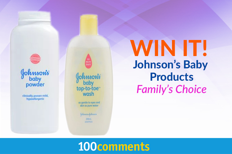 Johnson's Baby Products Contest