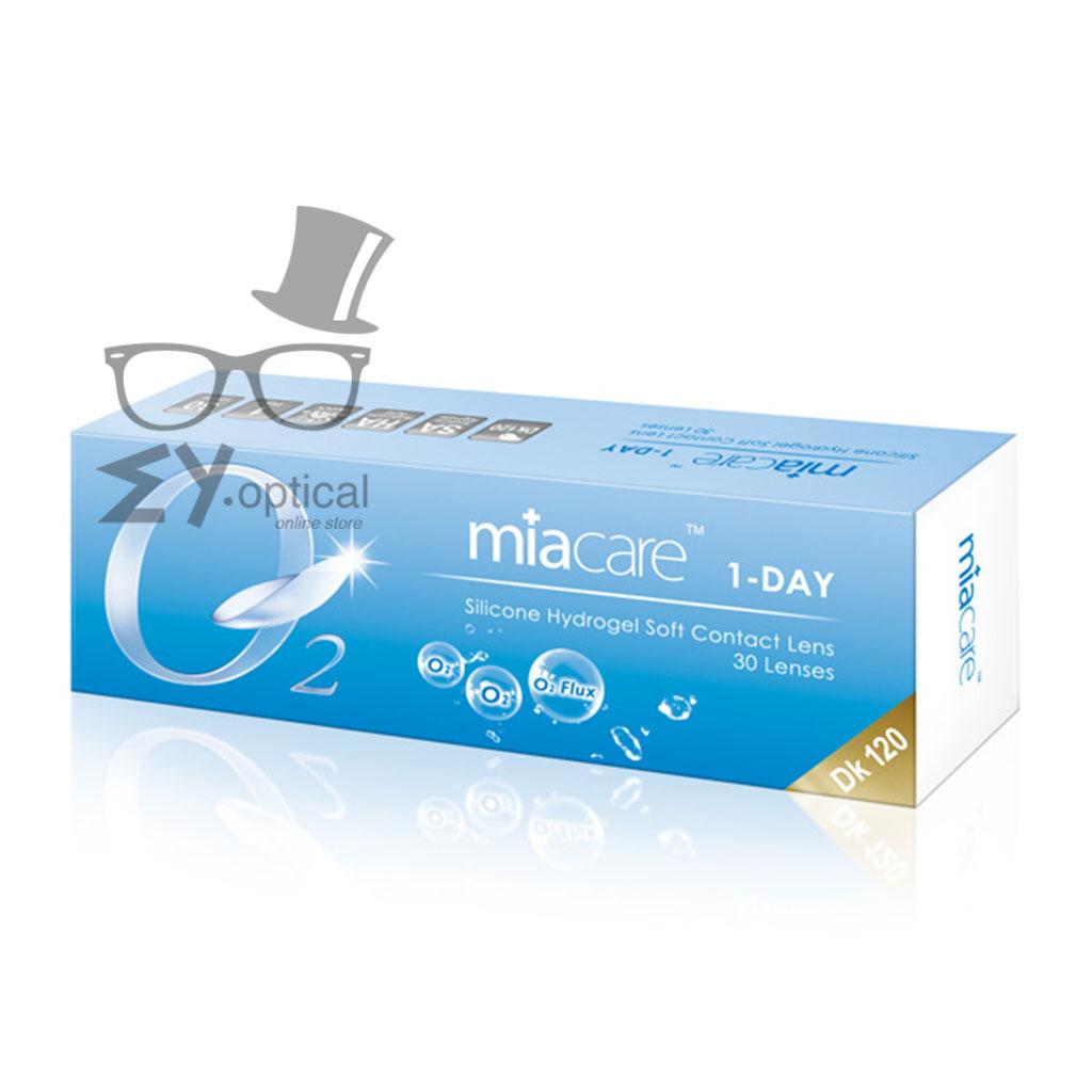 Miacare Silicone Hydrogel Daily Eye Lens