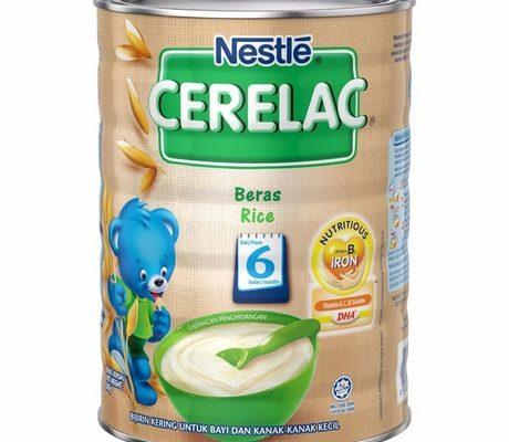 Nestle Cerelac Infant Cereal Reviews