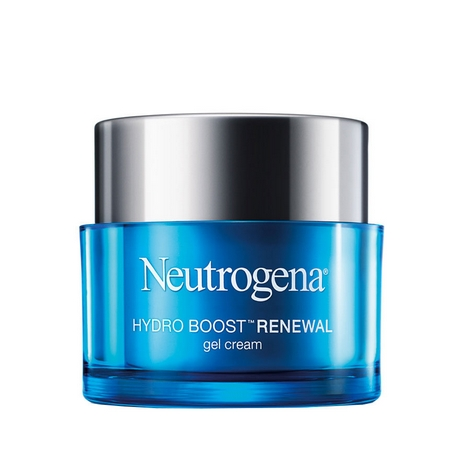 Neutrogena Hydro Boost Renewal Gel Cream