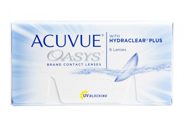 ACUVUE Oasys with Hydraclear Plus Contact Lens