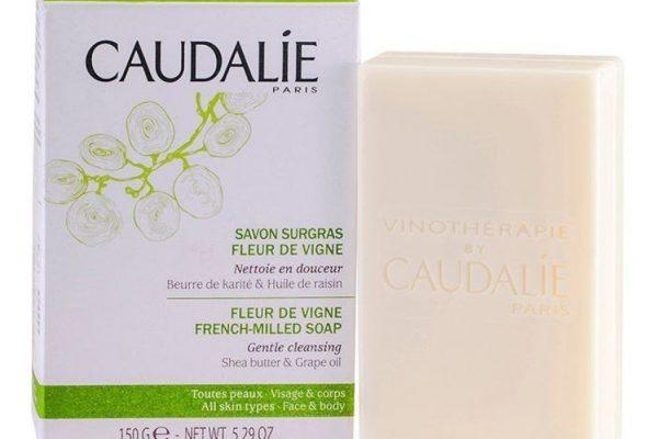 Caudalie Fleur De Vigne French-Milled Soap
