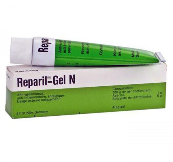 Reparil-Gel NAnti-Swelling Anti-Inflammatory And Pain-Relieving Aescin Gel