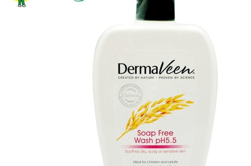 Dermaveen Soap Free Wash pH5.5