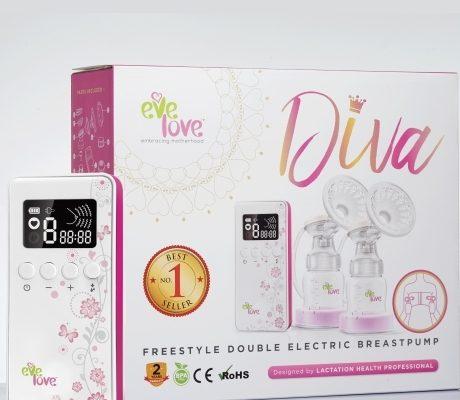 eve love Diva Breastpump