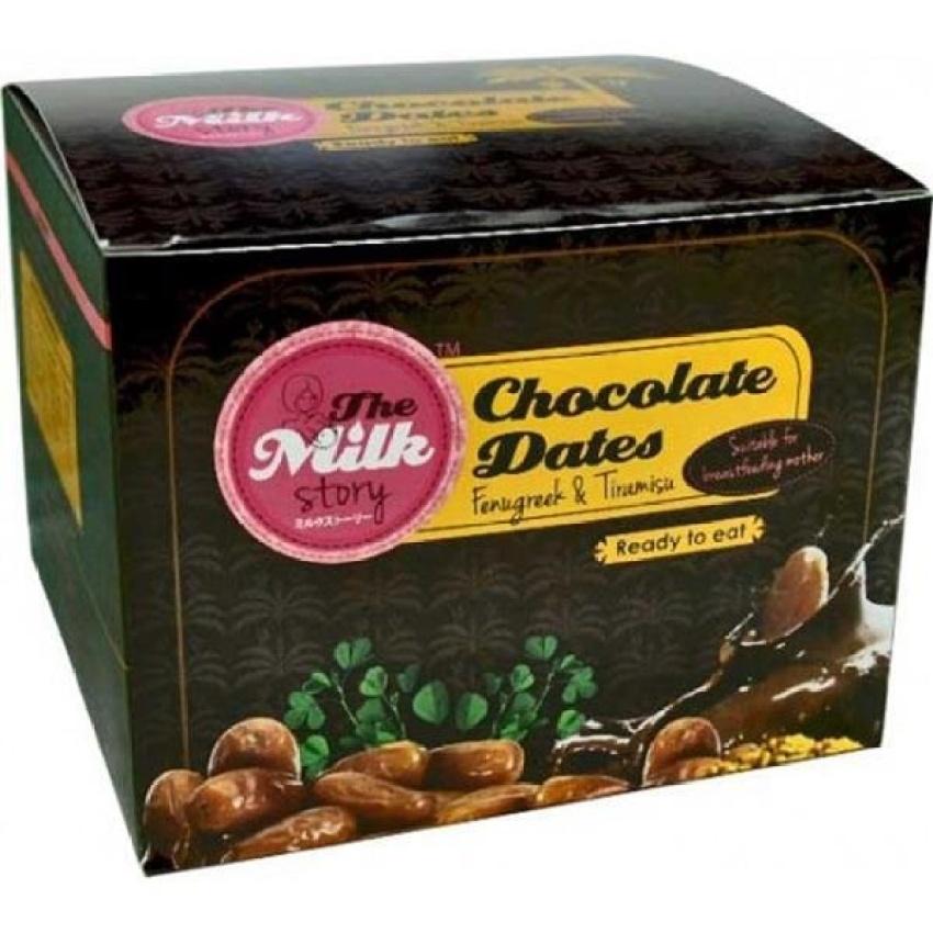 Milk Chocolate And Serotonin