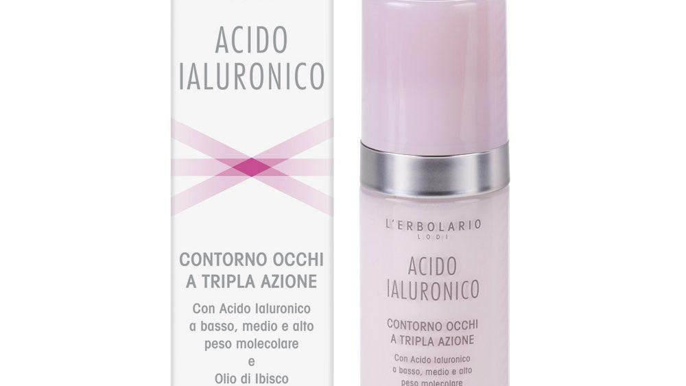 L'erbolario Triple Action Eye Contour Cream