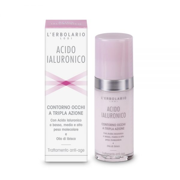 L'erbolario Triple Action Eye Contour Cream