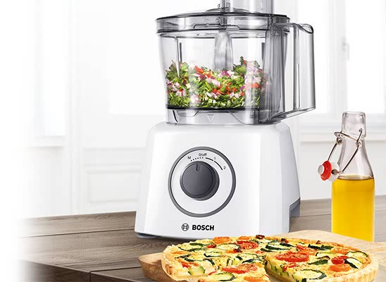 Bosch MCM4100 U2013 Small And Beautiful With A Great Design: Compact Kitchen  Machines