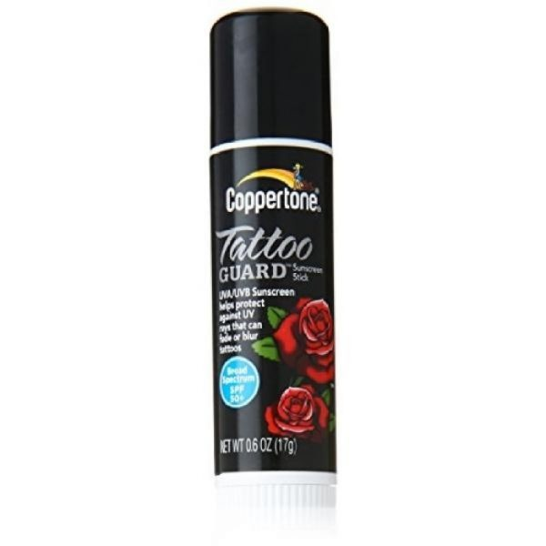 Coppertone SPF 50 Tattoo Guard Stick