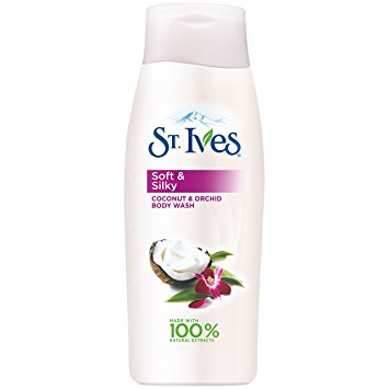 St Ives Coconut & Orchid Body Wash
