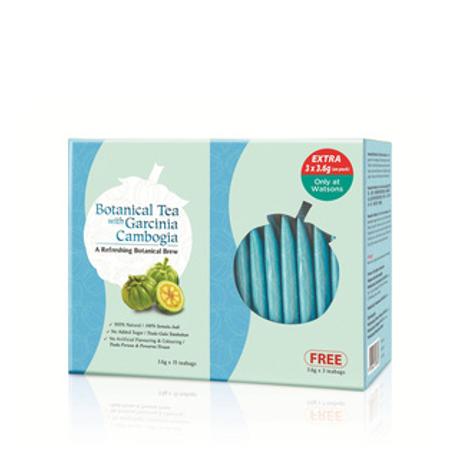 Beauxlim Botanical Tea With Garcinia Cambogia Teabags Reviews