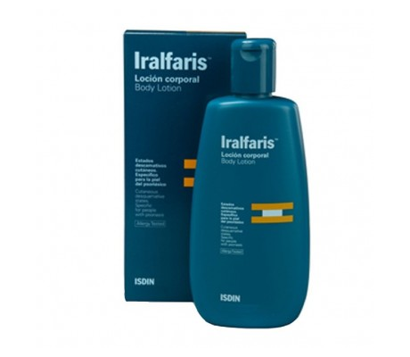 ISDIN Iralfaris Body Hygiene Kerato regulator Gel