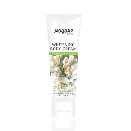 Nagano Whitening Body Cream