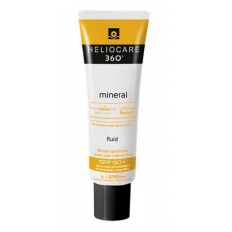 Heliocare 360 Mineral Fluid SPF50