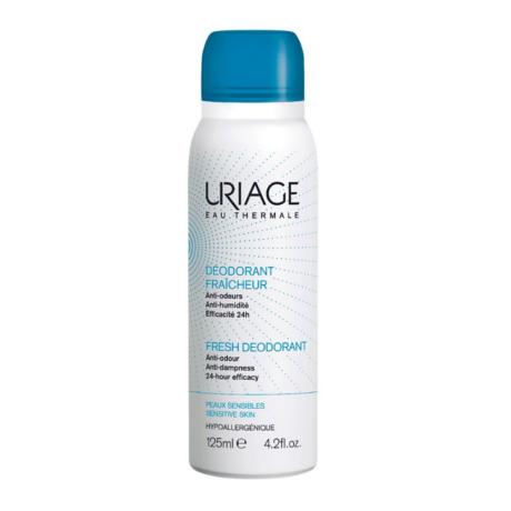 Uriage Fresh Deodorant Spray Reviews
