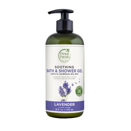 Petal Fresh Bath & Shower Gel Soothing Lavender