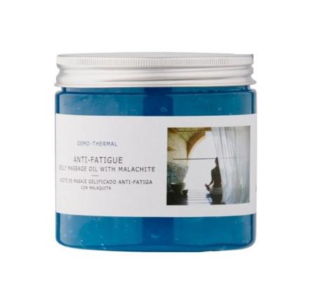 Skeyndor Anti Fatigue Gelly Massage Oil with Malakite