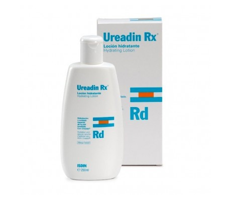 ISDIN UreadinRx Rd Irritated Skin Moisturizing Lotion