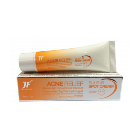 JF Acne Relief Sulfur Spot Cream