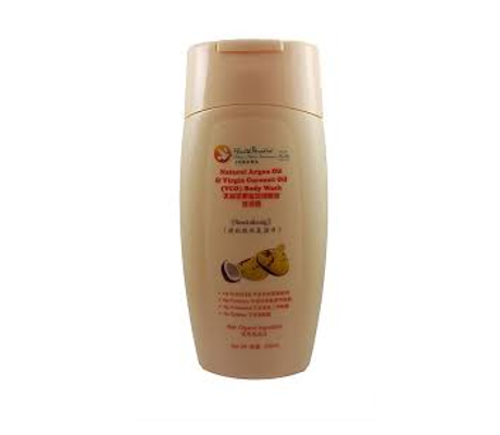 Health Paradise Natural Argan Oil & VCO Body Wash