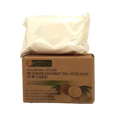 Health Paradise Virgin Coconut Oil VCO Soap Bar