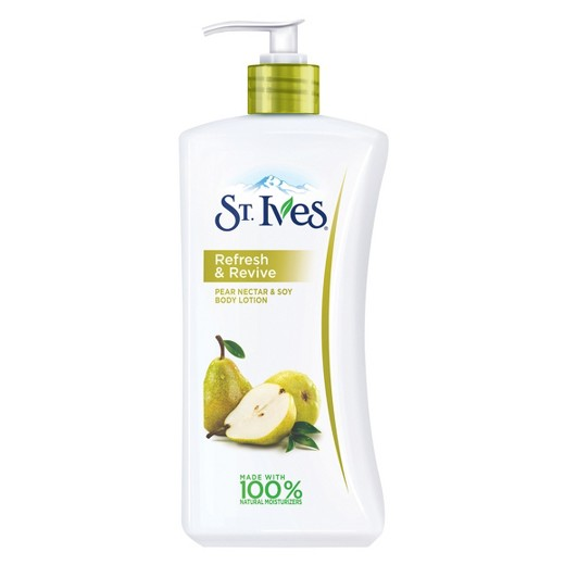 St Ives Pear & Soy Hand and Body Lotion