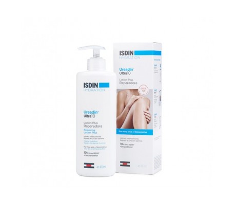 ISDIN Ureadin Ultra 10 Lotion Plus Very Dry & Flaky Skin