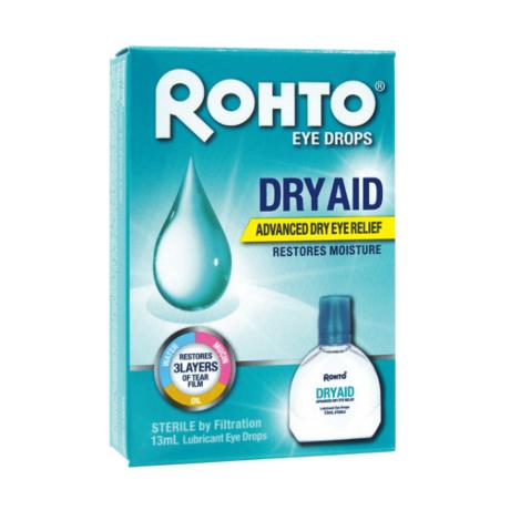 ROHTO Eye Drop Dry Aid
