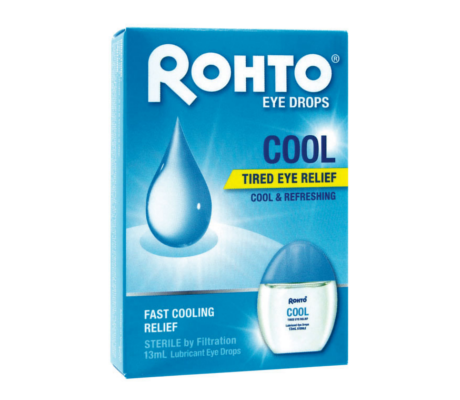 ROHTO Eye Drops Cool