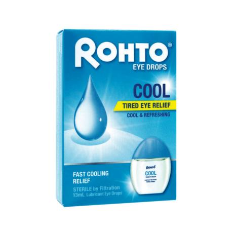 ROHTO Eye Drops Cool